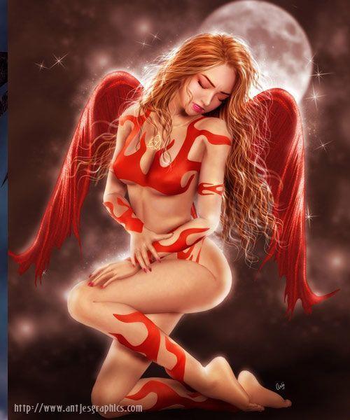 Avatars Ange ou Démon Nny52wry